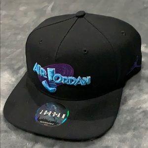 Air Jordan space Jam hat